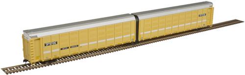 Atlas N 50005179 Articulated Auto Carrier, TTX (BTTX) #880176