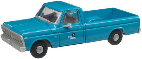 Atlas N 60000131 1973 Ford F-100 Pickup Trucks, Rock Island (2)