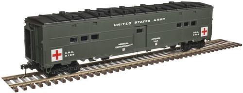 Atlas O 3007706 Troop Hospital Car, US Army