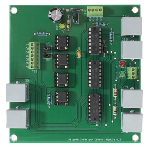 Atlas 70000047 Interlock Control Module for All Scales Signal System