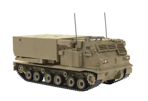 MTH O 23-10008 M270 Rocket Launcher, U.S. Army (Desert Camo)
