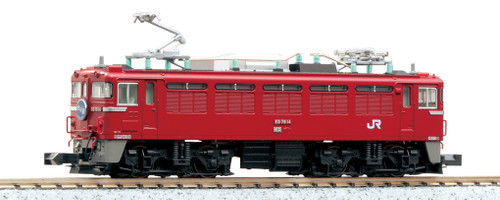 Kato N 30761 ED79 Electric Lovomotive with Single-Armed Pantograph