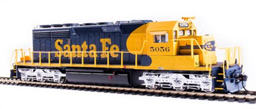 Broadway Limited Imports HO 6774 EMD SD40-2, Atchison Topeka and Santa Fe #5030