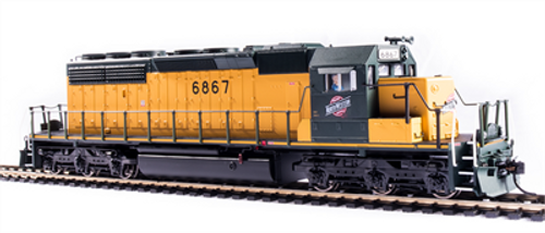 Broadway Limited Imports HO 6781 EMD SD40-2, Chicago and North Western #6867