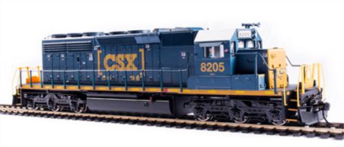Broadway Limited Imports HO 6783 EMD SD40-2, CSX #8205