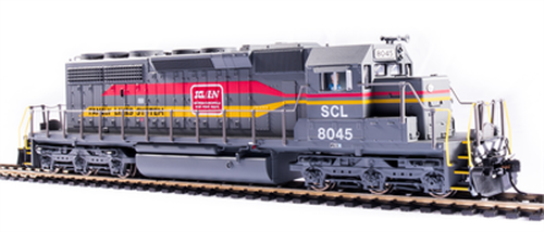 Broadway Limited Imports HO 6784 EMD SD40-2, Family Lines System (L&N) #8037