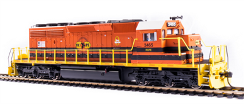 Broadway Limited Imports HO 6791 EMD SD40-2, Rapid City Pierre and Eastern #3465