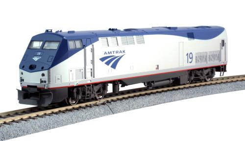 Kato HO 376110 P42 Diesel, Amtrak #19