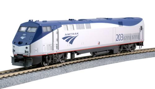 Kato HO 376111 P42 Diesel, Amtrak #203