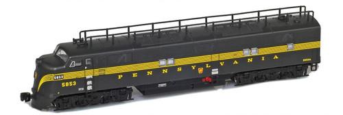 American Z Line Z 64605-2 EMD E7A, Pennsylvania #5858