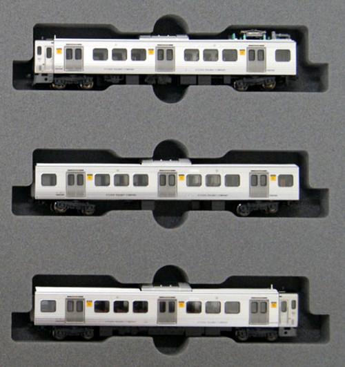 Kato N 101688 813-200 Series 3-Car Fukuhoku Yutaka Set, Japanese National Railways