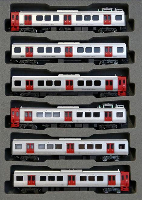 Kato N 101689 813-200 and 300 Series 6-Car Set, Japanese National Railways