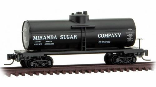 Micro-Trains Z 53000520 39' Single Dome Tank Car, Miranda Sugar #1