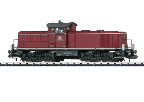 Trix N 16297 Class 290 Diesel Locomotive, German Federal Railroad