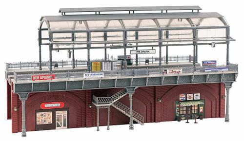Faller HO 120580 Urban Railway Station Kit
