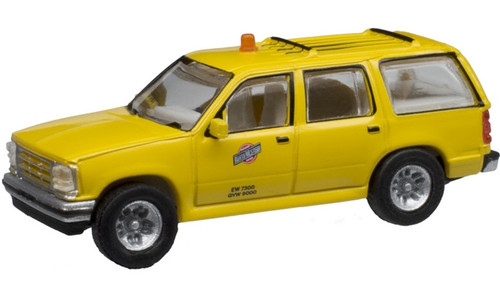 Atlas N 60000137 1993 Ford Explorers, Chicago and North Western (2)