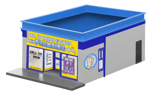 Lionel O 2129140 Plug-Expand-Play Dr. IP Drips & Sons Plumbing Shop