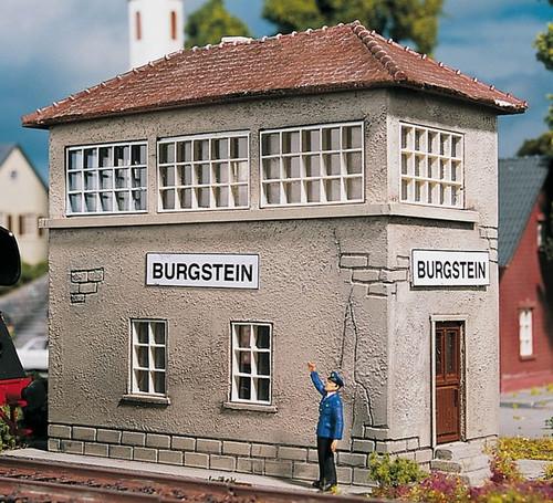 PIKO HO 61822 Burgstein Switch Tower Kit