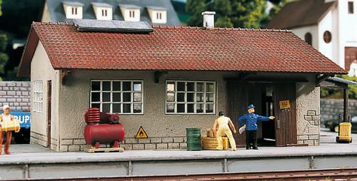 PIKO HO 61824 Burgstein Freight House Kit
