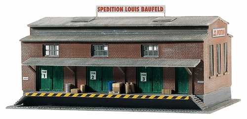 PIKO N 60015 Louis Baufeld Forwarding Kit