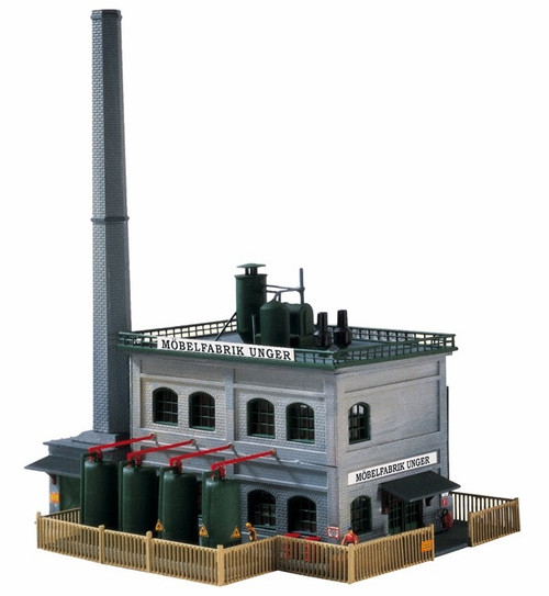 PIKO N 60029 A. Unger Furniture Factory Kit