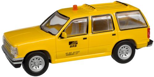 Atlas HO 30000142 1993 Ford Explorer, Speery Rail Service