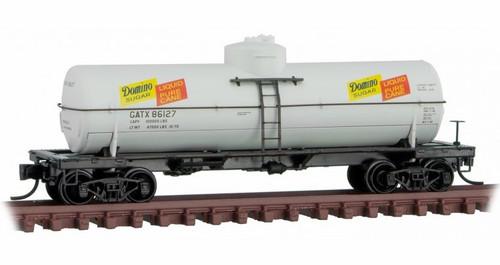 Micro-Trains N 06500176 39' Single Dome Tank Car, Domino Sugar #86127