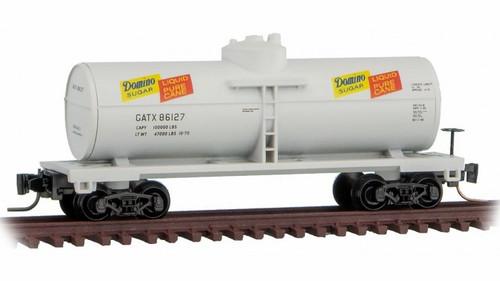 Micro-Trains Z 53000530 39' Single Dome Tank Car, Domino Sugar #86127