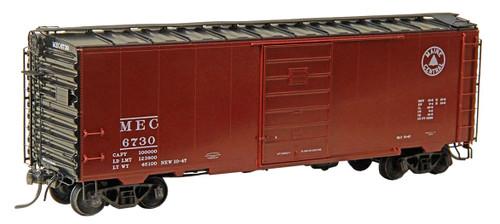 Kadee HO4330 40' PS-1 Box Car, Maine Central #6730