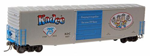 Kadee HO6927 50' PS-1 Box Car, Kadee 75th Anniversary #027