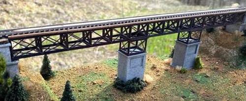 N Scale Architect N 10056 Sherwood's Bridge Expansion Kit
