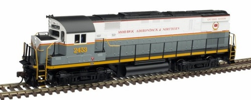 Atlas HO 10003304 Gold Series C425 Phase 2, Delaware-Lackawanna #2453