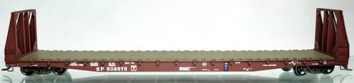Wheels of Time HO 40150 ACF 62' Bulkhead Flat Car, Southern Pacific #509607