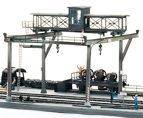 PIKO HO 61102 Portal Crane Kit