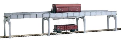 PIKO HO 61122 Unloading Bridge for Hopper Cars Kit