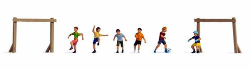 Noch HO 15817 Children on the Soccer Field (8)