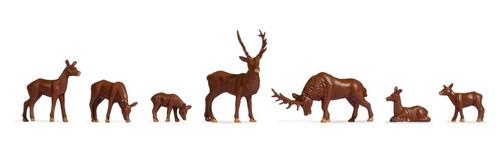 Noch HO 18211 Deer (7)
