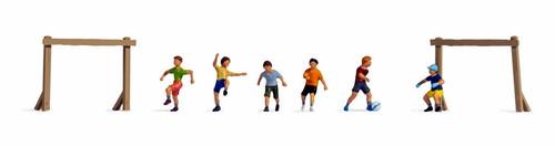 Noch N 36817 Children on the Soccer Field (8)