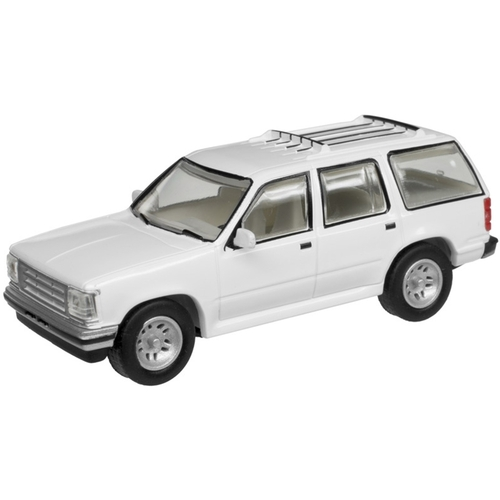 Atlas HO 30000072 1993 Ford Explorer, White