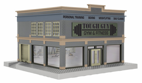 Lionel O 2229060 Tough Guy Gym and Fitness