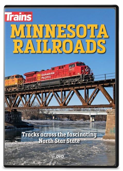 Kalmbach Publishing DVD 16118 Minnesota Railroads