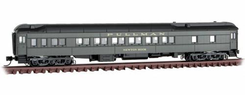 "Micro-Trains N 14200420 83' Heavyweight Sleeper Car, Union Pacific ""Newton Hook"""