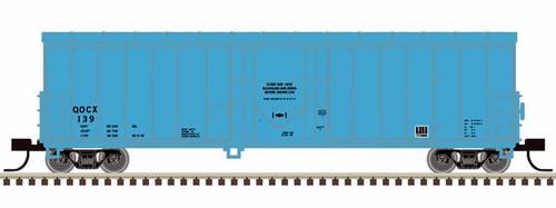 Atlas N 50005152 NACC 50' Smoothside RBL Box Car, QOCX #109