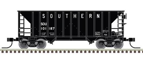 Atlas N 50005387 Greenville 100-Ton Hopper, Southern #100814