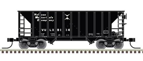 Atlas N 50005390 Greenville 100-Ton Hopper, Vulcan Materials #9112