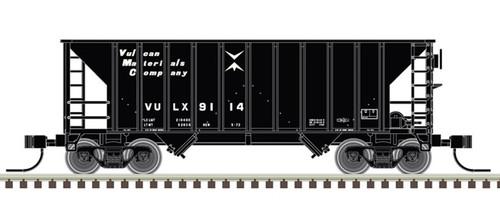 Atlas N 50005391 Greenville 100-Ton Hopper, Vulcan Materials #9114