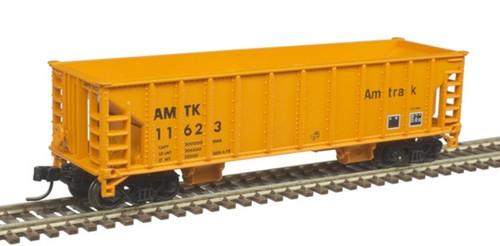 Atlas N 50005475 41' Ballast Hopper, Amtrak #11665