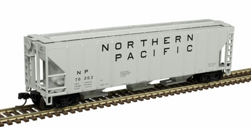 Atlas N 50005549 PS-4427 Covered Hopper, Northern Pacific #76263