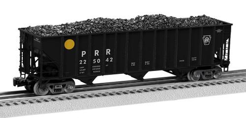 Lionel O 2126150 100-Ton Hopper Set A, Pennsylvania Railroad (2)
