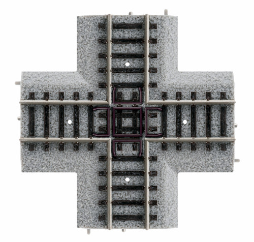 Lionel HO 8768090 90-Degree Magnelock Track Crossing
